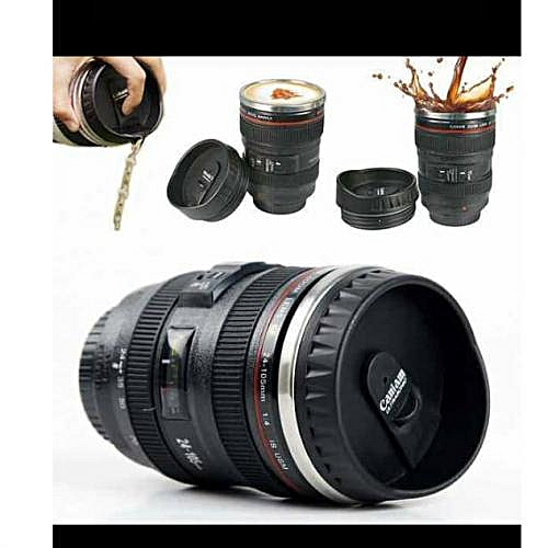 Stainless Steel Cup Camera Lens