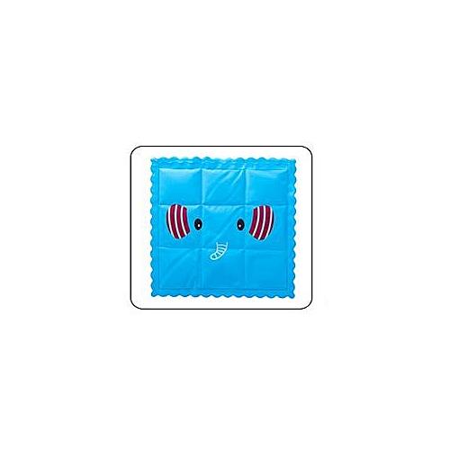 Summer Waterproof Pad Cushion Laptop Cooling Ice Mat Car Seat Cover Animal Pad
