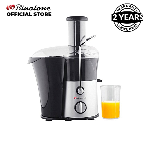 Juice Extractor JE-580 - Black