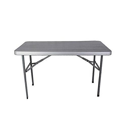 Inn Folding Banquet Table - Rectangle - Grey