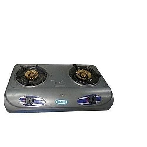 2 Hob Table Top Gas Cooker