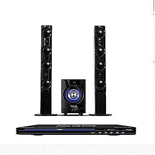 DJ 665 Home Theatre With Bluetooth + POWERFUL Sony DVD