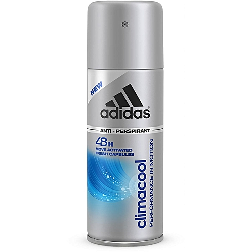 the best attitude e9c7d 6d098 Climacool Performance In Motion 48H Antiperspirant Deodorant Body Spray For  Men