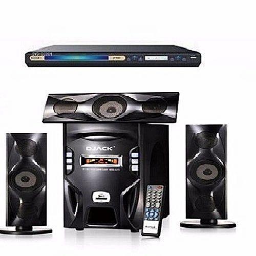 Elite 3.1 F3L Magnificient Bluetooth HOME THEATRE+DVD PLAYER