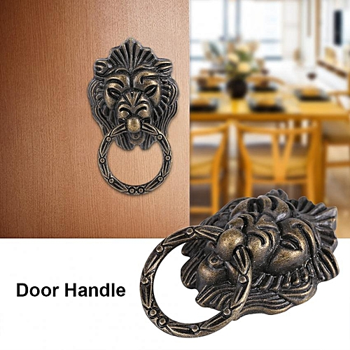 5 Packs Iron Furniture Drawer Cabinet Desk Door Handle Hardware Home DIY Decor