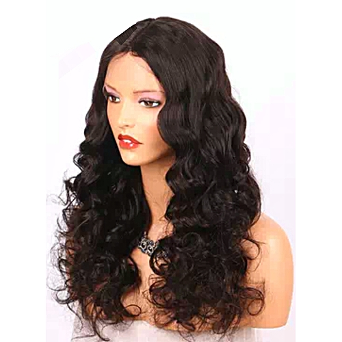 Wig - Body Wave Wig - 20 Inches, Colour 2