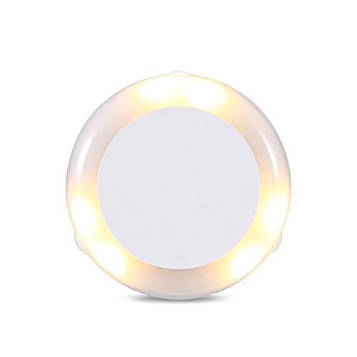 OrzBuy LED Human Body Infrared Sensor Bed Floor Corridor Cabinet Night Light For Bedroom, Living Room, Staircase, Corridor,Wardr