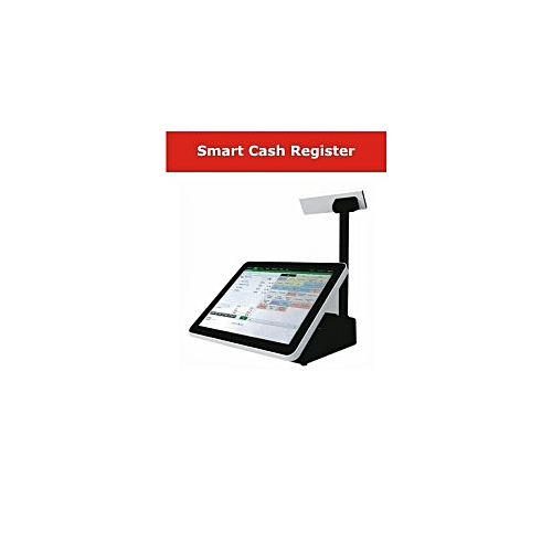 T100 Elite Series Touch Smart POS Machine With Dual Display