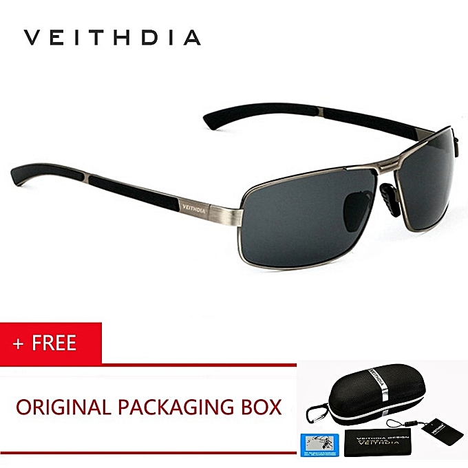 91f6db5563973 VEITHDIA New UV400 Pilot Men Polarized Sunglasses Brand Logo Design Driving  Sun Glasses 2017 Eyewear Accessories