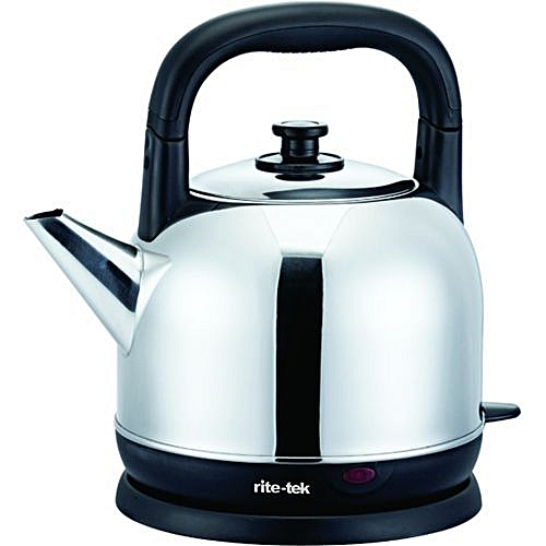 ELECTRIC KETTLE - 5 Litres Stainless Housing
