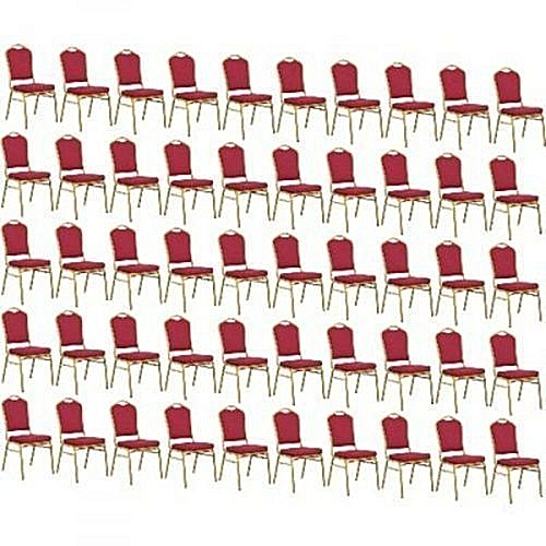 Banquet Chairs -50 Pieces [Delivered To Customers In Lagos, Agbara, Anambra And Asaba]