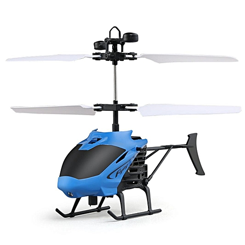 Kuaitehi Flying Mini RC Infraed Induction Helicopter Aircraft Flashing Light Toys For Kid