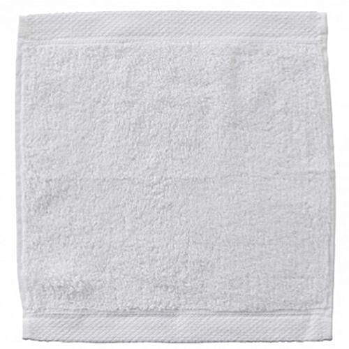 12 Pieces Face Towel - (Pack Of 12) White