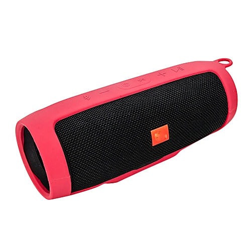 Generic For JBL Charge3 Bluetooth Speaker Portable Mountaineering Silicone Case A1