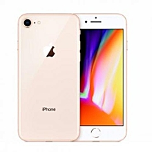 IPhone 8 4.7-Inch HD (2GB,256GB ROM) IOS 11, 12MP + 7MP 4G Smartphone - Gold (+ 2 Year Warranty)