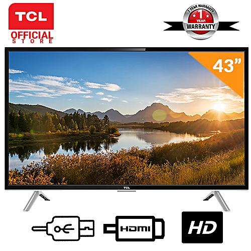 """43"""" Smart FHD/HD Digital Flat TV"""