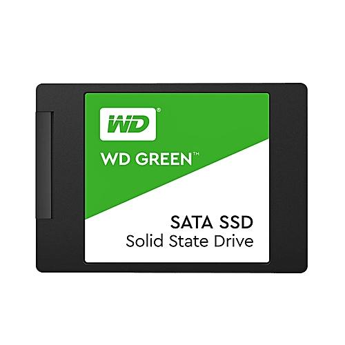 Green 2.5Inch 120GB SATA3 SSD - Green