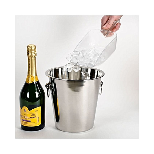 Ice Bucket For Wines And Drinks