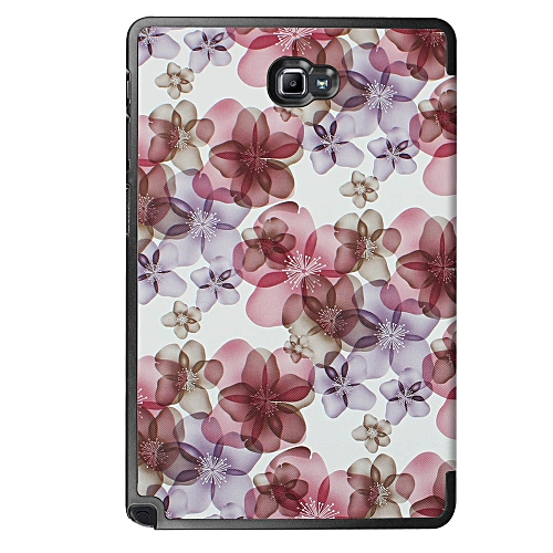 Stand Leather Case Cover Holder For Samsung Galaxy TabA P580/P585 10.1 Inch D