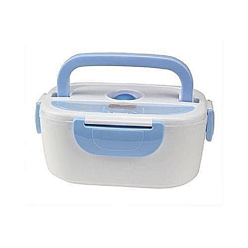 Dual Function Portable Electric Lunch Box/Food Flask.