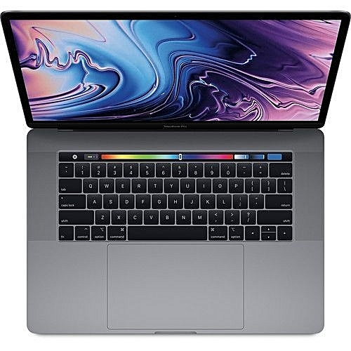 """MacBook Pro With Touch Bar 512GB 16GB 15.4"""" (2018, Space Gray)"""