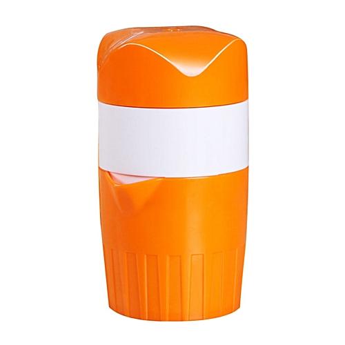 Plastic Hand Manual Orange Lemon Juice Extractor Fruits Squeezing Reamers
