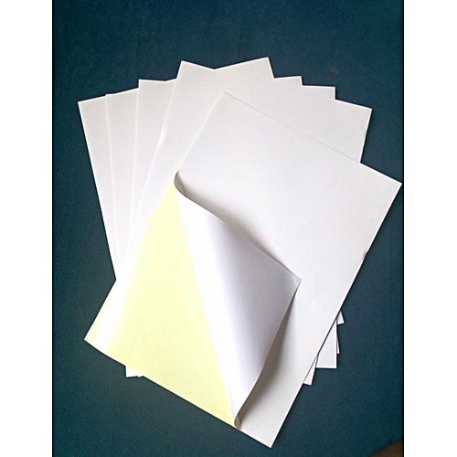 Printable A4 Sticky Paper/label Paper 20pcs