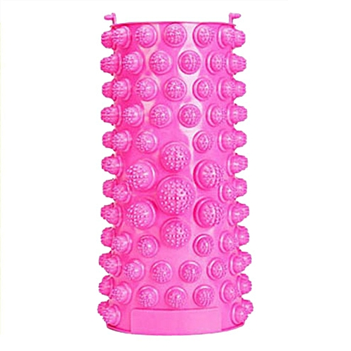 Foot Massage Pad Pain Relieve Relief Walk Stone Massager Mat Health Care Rose