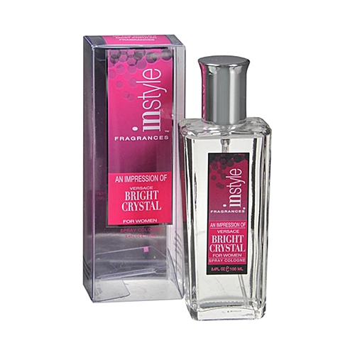 Bright Crystal (Impression) Colognes For Women 100ML