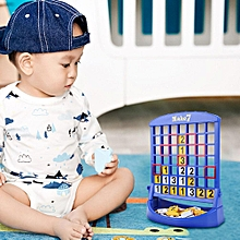 Kid Funny Magnetic Make 7 Math Game Toy Child Learning Intelligent Toys For Children 2-4 People Learning Educational Game Toys for sale  Nigeria