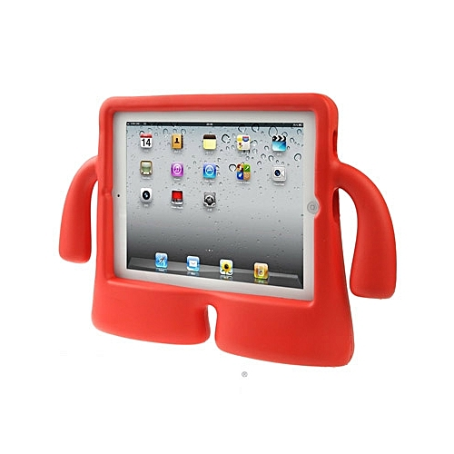 san francisco ad912 72c41 Speck IGuy Series Fun Free-Standing Kid-friendly Foam Protective Case For  IPad 4 / IPad (iPad 3) / IPad 2 / IPad(Red)