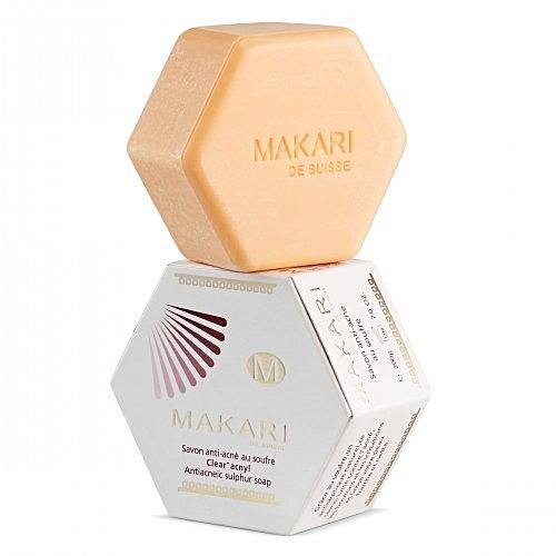Makari Clear Acnyl Sulfur Soap  4bc6f3600d6