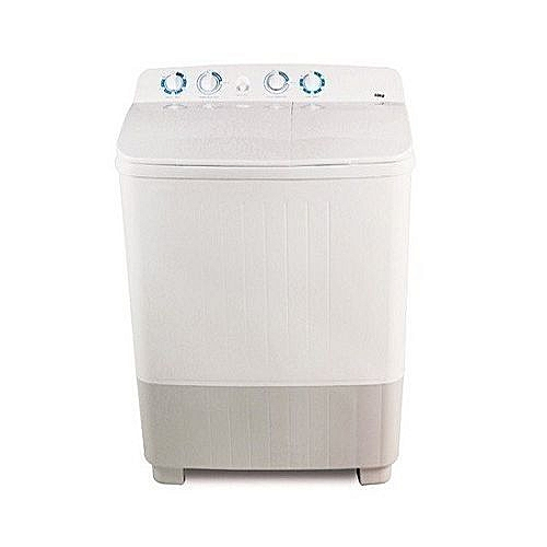 10kg Semi Automatic Twin Tub Washing Machine - WM WSKA 101