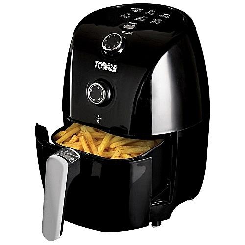 Air Fryer 1.5 Litre, Black
