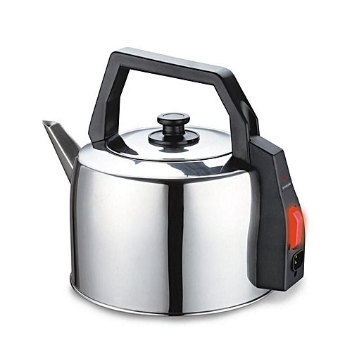Steel Electric Kettle 4.1 Litres