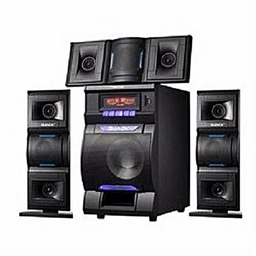 3.1ch Powerful Home Theatre With Bluetooth Dj M3L