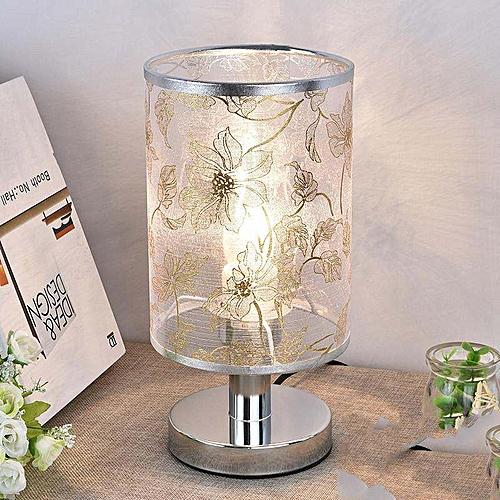 LED Simple Modern Bedroom Bedside Lamp Nursing Lamp Table Lamp Retro Creative Warm Light Bedside Lamp European Style Desk Lamp W