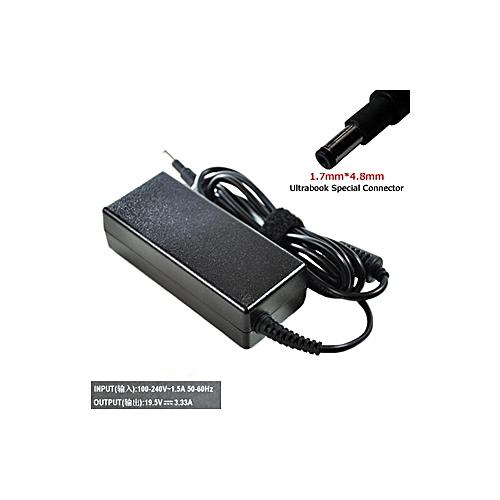 Hp Pavilion Envy TouchSmart Sleekbook AC Adapter 19.5V 3.3A