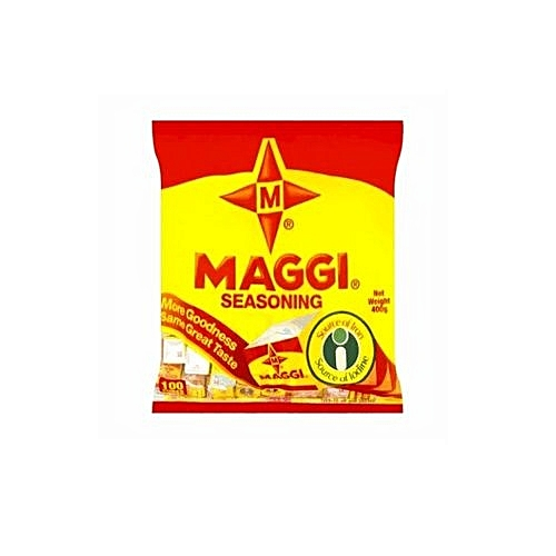 Maggi Cubes - 100 Cubes X 2