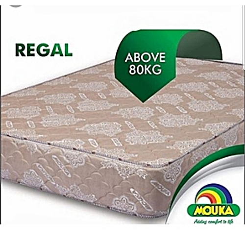 Mouka Orthopedic Mattress 6*6*10 ( Delivery Within Lagos State Alone)