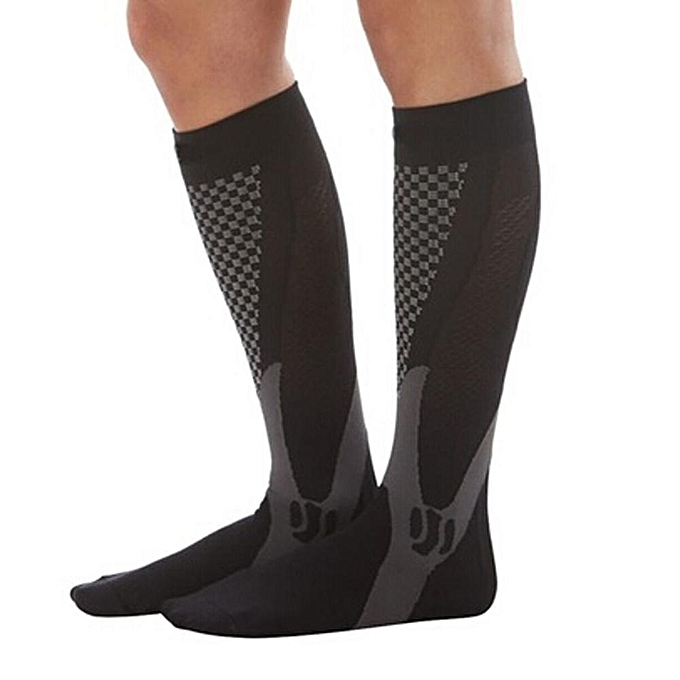 c1a07022a70 Compression Knee Stockings Accessory Mmhg 30-40 Relief Calf Leg Excellent  Relief Leg Trendy High