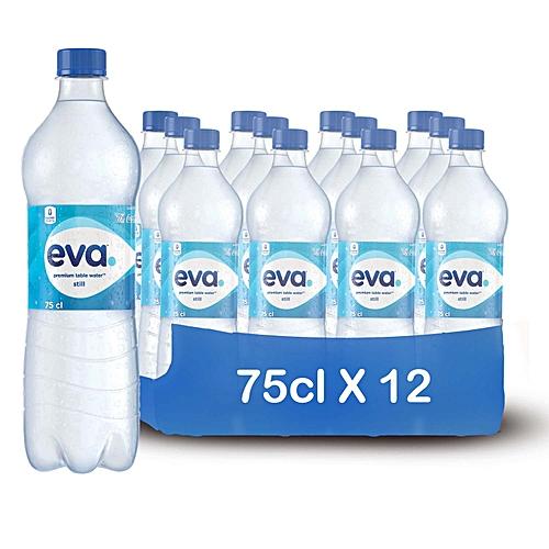 Water 75CL X 12 Pcs