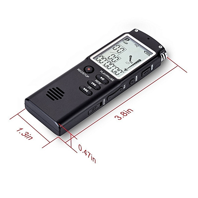 ... Universal Voice Recorder USB Professional 96 Hours Dictaphone Digital Audio Voice Recorder With WAV,MP3 ...