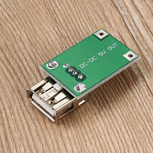 DC-DC Converter Step Up Boost Module 2-5V To 5V 500mA 1.2A For Iphone