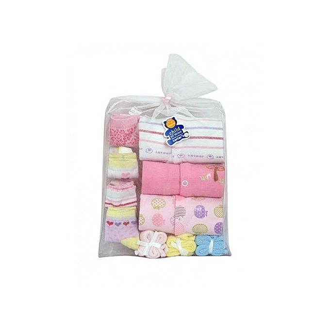 6ca9d812b3f Child of Mine by Carter s Baby Girl Body Suit Sets + 4 Socks + 3 ...