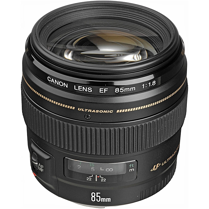 Canon 85mm Camera Lens