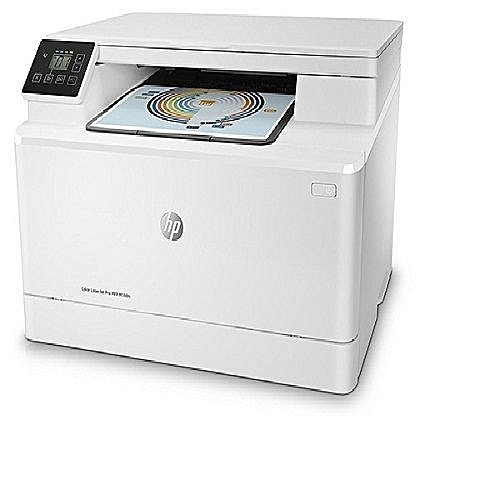 Colour Laserjet Pro M180n Printer