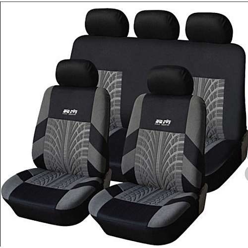 Embroidery Car Seat Covers Suitable For All Vehicles