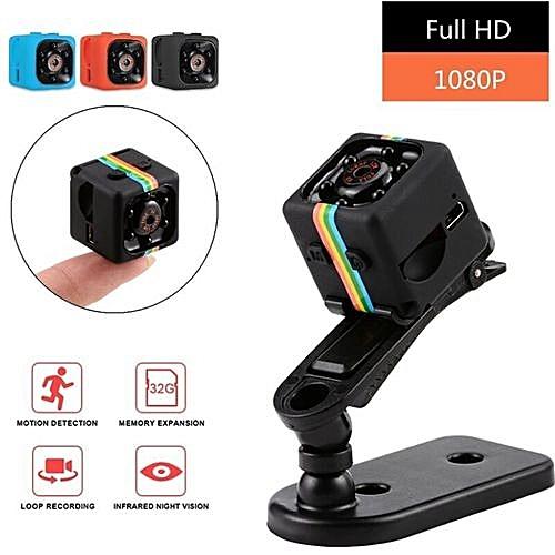 Generic Mini Camera 1080p Sport Dv Mini Infrared Night Vision