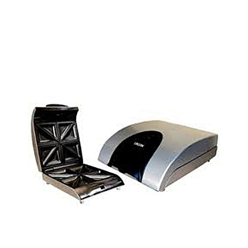 4-Slice Stainless Steel Sandwich Toaster LIN 455 - Silver
